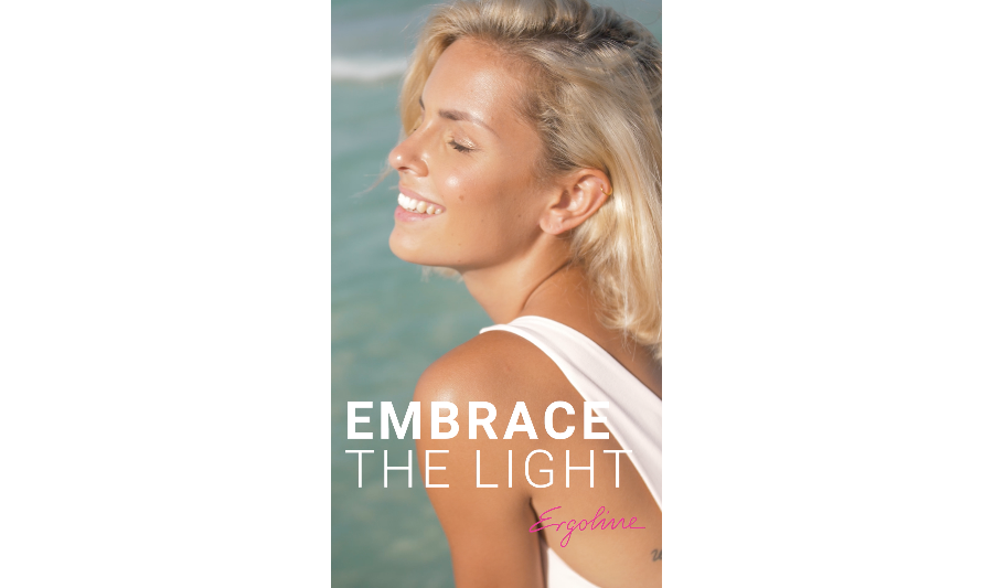 Embrace the light
