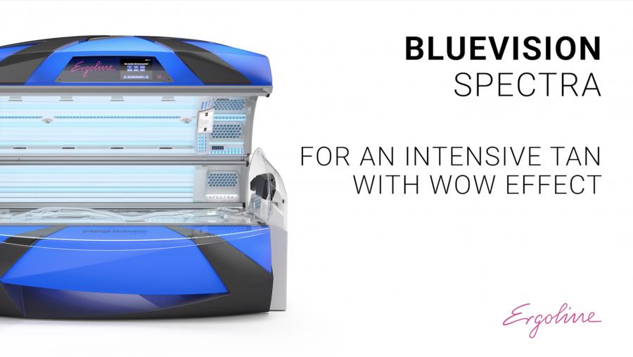 spectra bluevision video ex