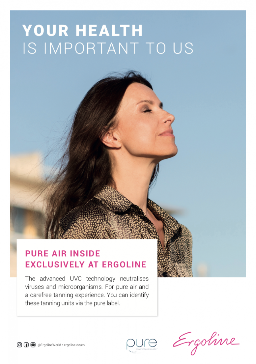 pure air poster A4